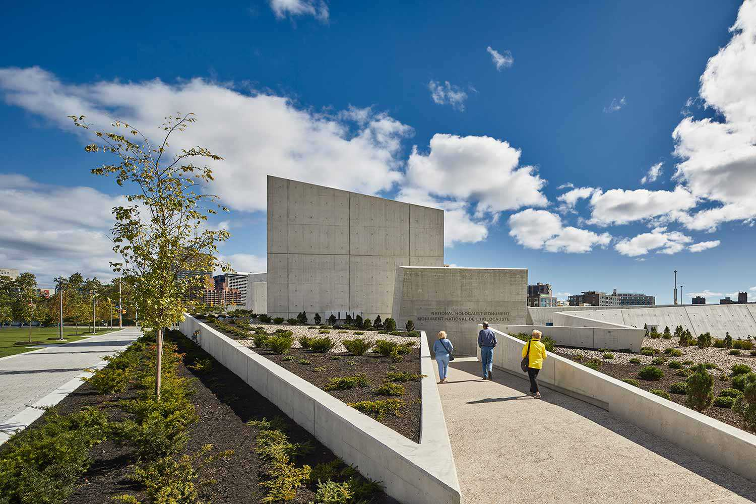 The Canadian National Holocaust Monument (Photo: Doublespace Photography)