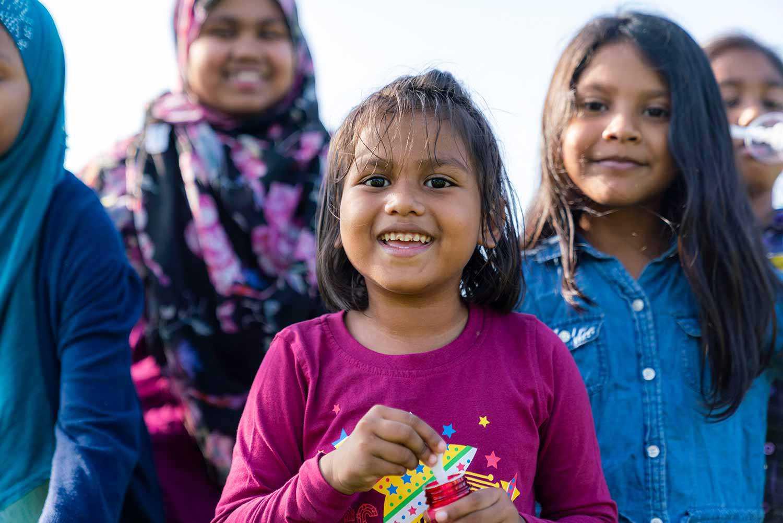 Rohingya children (Photo: Aaron Cohen)