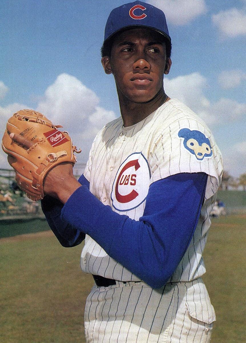 Fergie Jenkins (Photo courtesy of the Canadian Baseball Hall of Fame)