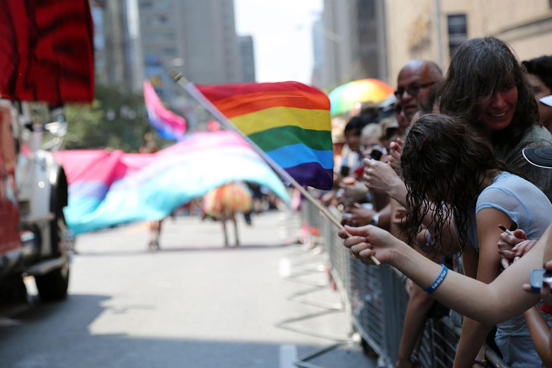 Gay Pride parade (© 2017 Ontario Tourism Marketing Partnership Corporation)