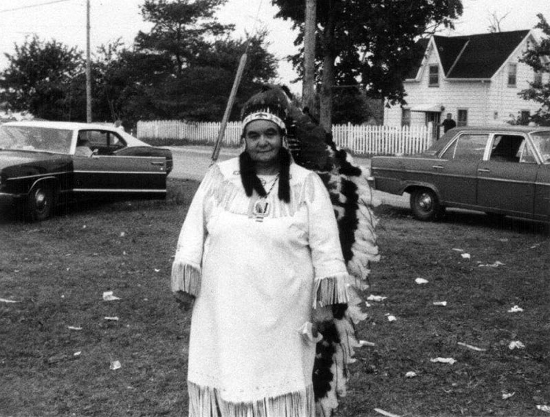 Elsie Knott, Canada's first elected woman chief