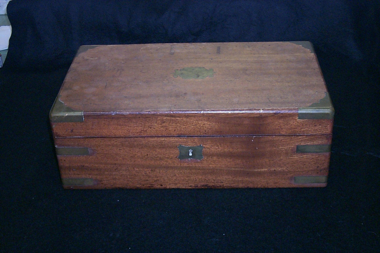 George Brown's portable writing desk.