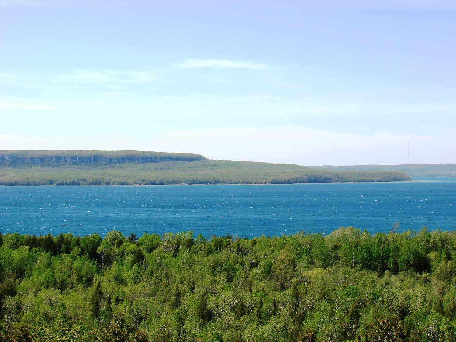 The Trust has created partnerships with Indigenous communities to protect sacred and culturally significant lands. (Hunter's Point)