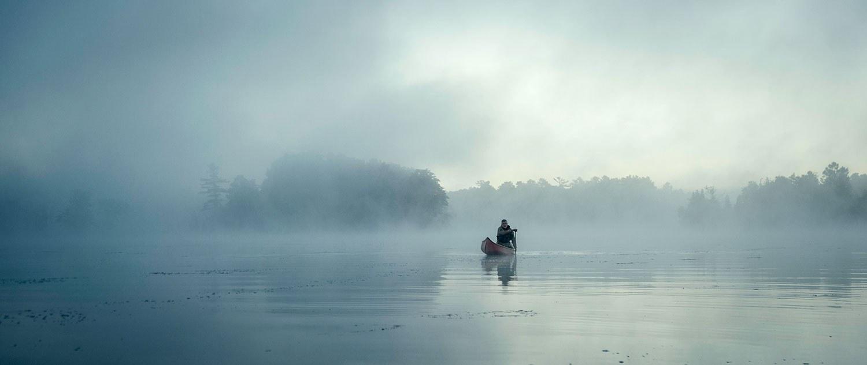 On Cranberry Lake