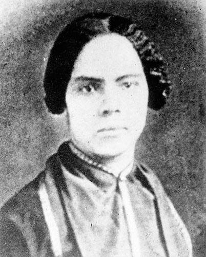 Mary Ann Shadd Cary. Photo: Library and Archives Canada/C-029977