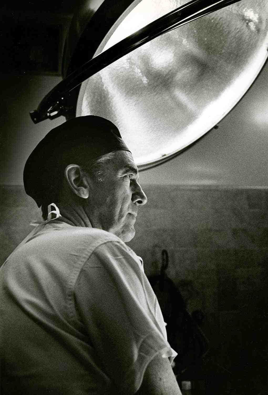 Wilfred G. Bigelow, A2012-0009/002 (69), University of Toronto Archives (UTA), Robert Lansdale Photography Ltd.