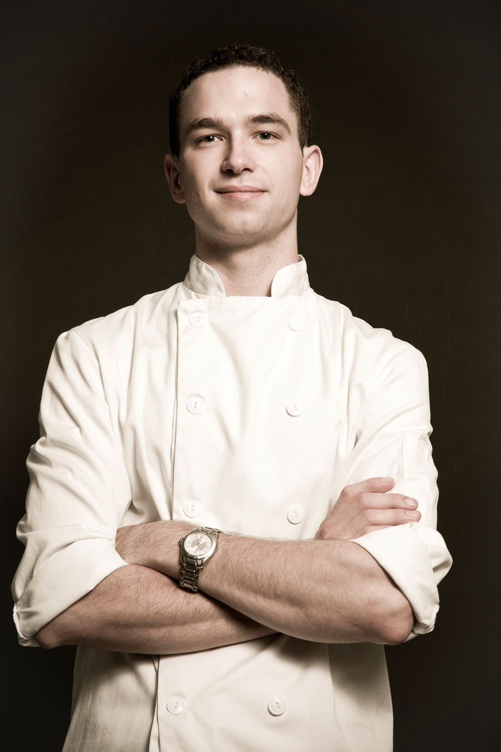 Carl Heinrich is co-owner of Toronto's Richmond Station and winner of this year's Top Chef Canada.