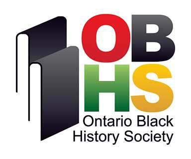 Ontario Black History Society logo