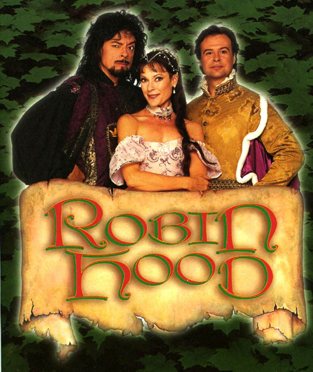 Robin Hood – featuring Karen Kain and Frank Augustyn – was the first Ross Petty Production at Toronto's Elgin Theatre.
